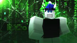 Green gfx roblox by LS_MO