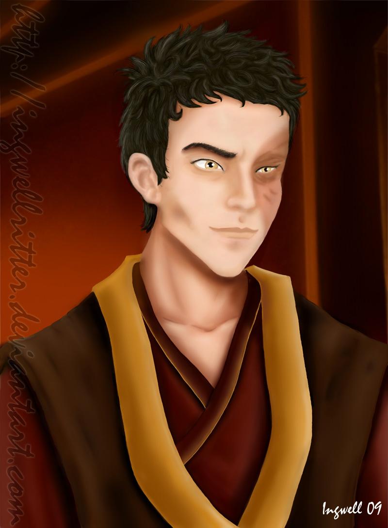 Prince Zuko by IngwellRitter