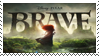 Brave (Disney-Pixars) Stamp by IngwellRitter
