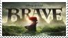Brave (Disney-Pixars) Stamp by IngwellRitter