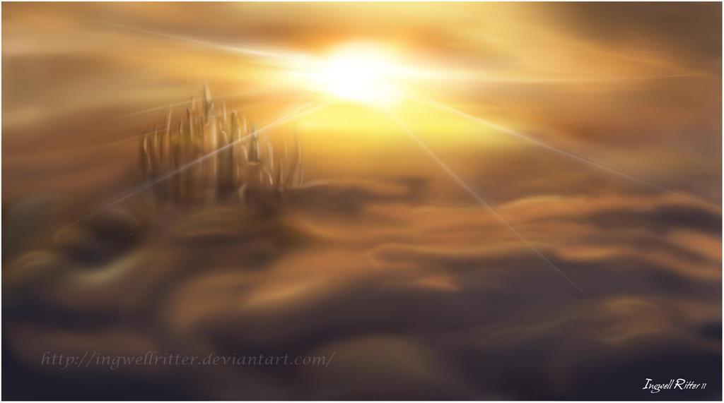 Silver Heaven by IngwellRitter