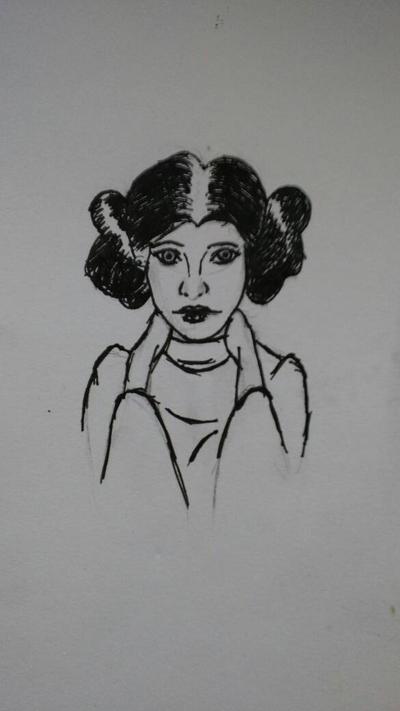 Leia by steveycee