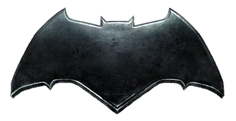 DCEU Batman's Bat logo by TheGothamGuardian on DeviantArt
