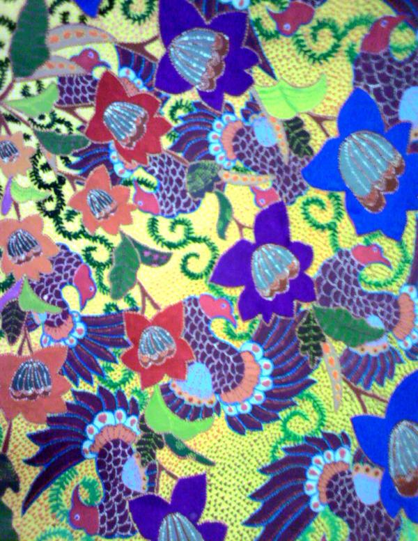 Batik Motif Modifikasi By Dynand On Deviantart