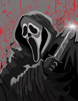 Ghost face(Scream)