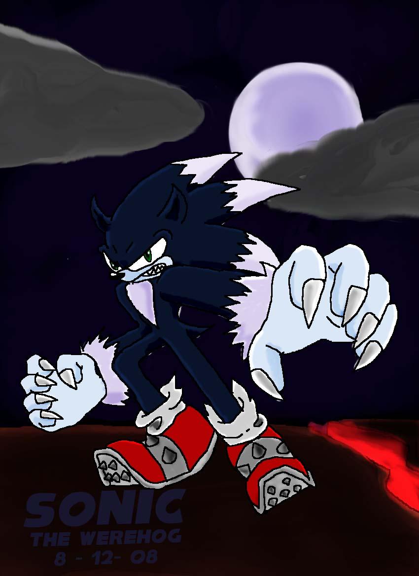 Sonic the Werehog Returns BG by gamefreak2008 on DeviantArt  Sonic