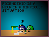 Entry to Friendship is.. by SweetCreeper132PL