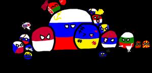 Slavic group image