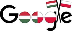 Polish-Hungarian friendship day Doodle Suggestion
