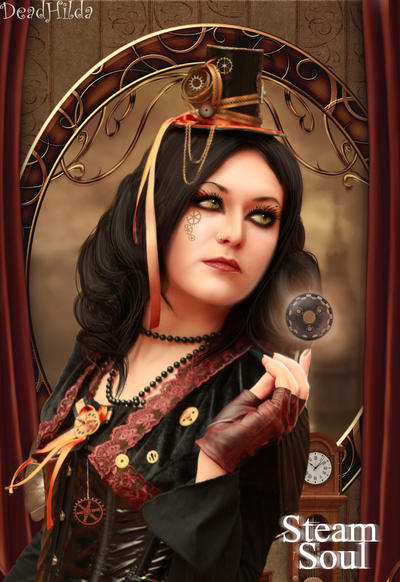 SteamSoul by DeadHilda