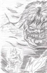 the overpowering hulk