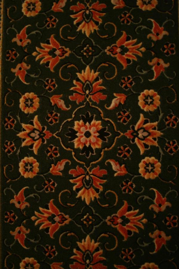 Floral Carpet Texture