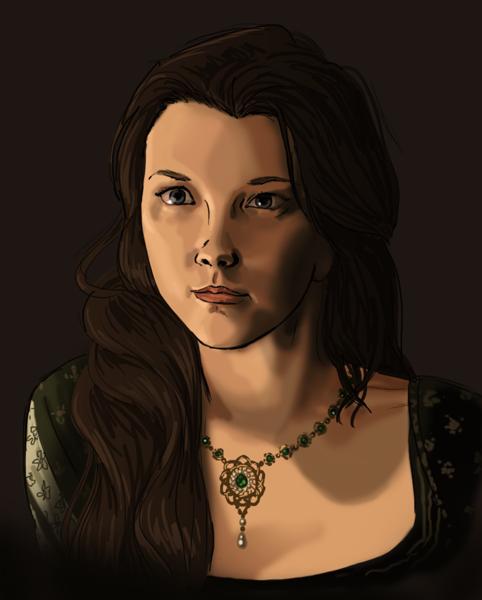 Anne Boleyn by AzaleasDolls