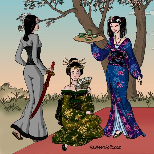 geisha games