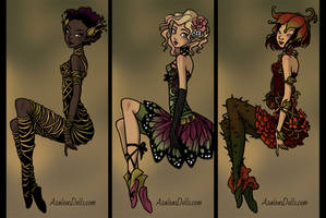 Pretty Pixie clothes (dress up game teaser)