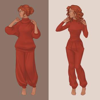 Next game: Casual Style by AzaleasDolls