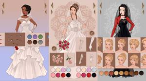 Wedding Dress Design: Android App