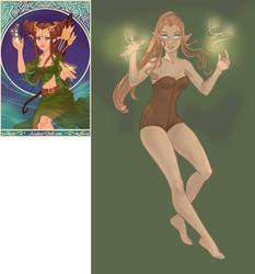 Next game: new Magical Elf by AzaleasDolls