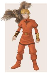 Next Game: Elf Boy Dress up by AzaleasDolls