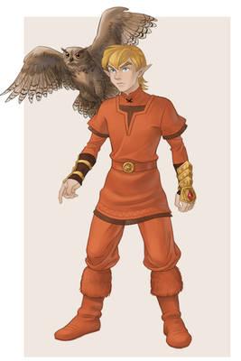 Next Game: Elf Boy Dress up