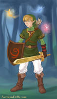 Elf Boy Dress-up: Web Version by AzaleasDolls