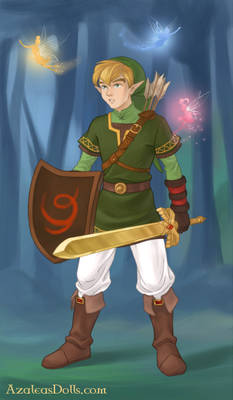 Elf Boy Dress-up: Web Version