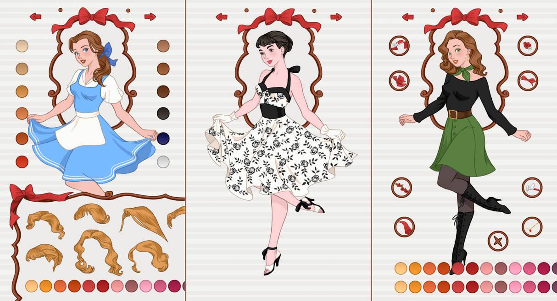 0c6ababe New App: Pin-up Princess Dress up by AzaleasDolls on DeviantArt
