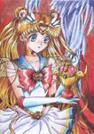 Super Sailor Moon Messiah