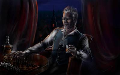 Shall we play, Albus?