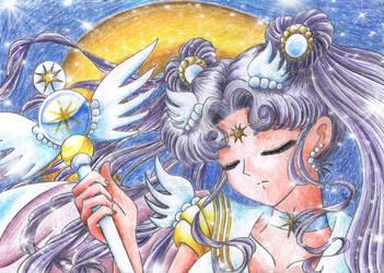Sailor Cosmos protector
