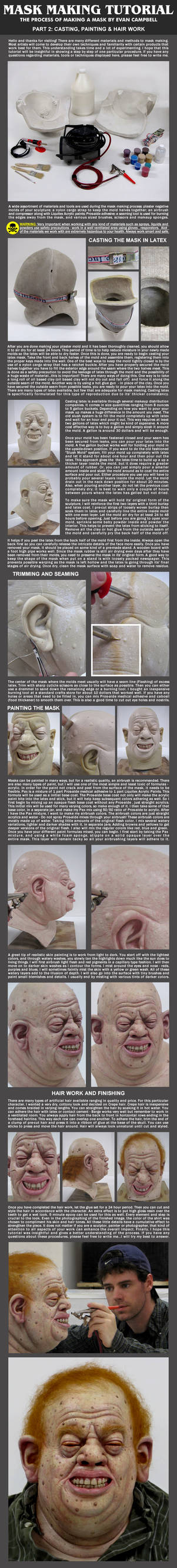 Mask Making Tutorial: Part 2