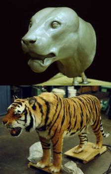 The Jungle Book: sculpture