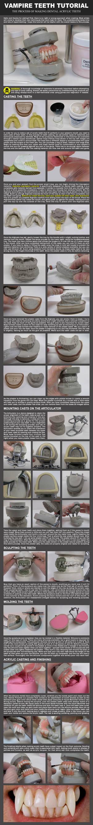 Vampire Teeth Tutorial