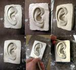 Ear Sculpture part 1