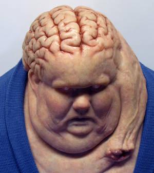 Gail - Gelatin head