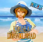 [MMD] OPBB Koala Swimsuit DL