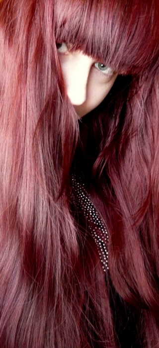 i love red hair by matali