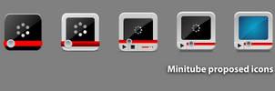 Minitube icon proposal