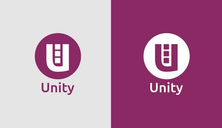 Logo: Ubuntu Unity(unofficial) by 0rAX0