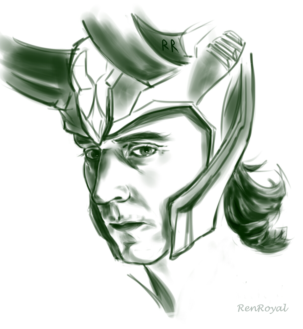 Loki by RenRoyal