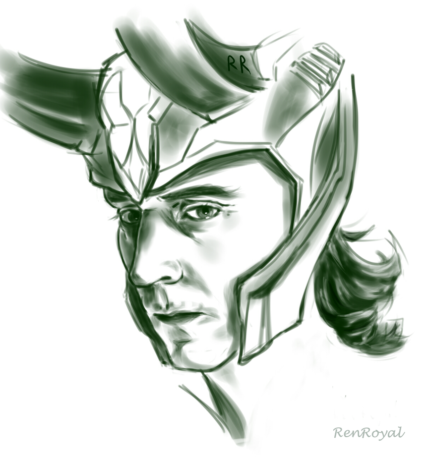 Loki by RenRoyal