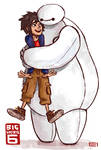 HUGS doodle