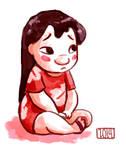#1 Red: Lilo