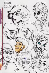 8Jan2015: Sketches