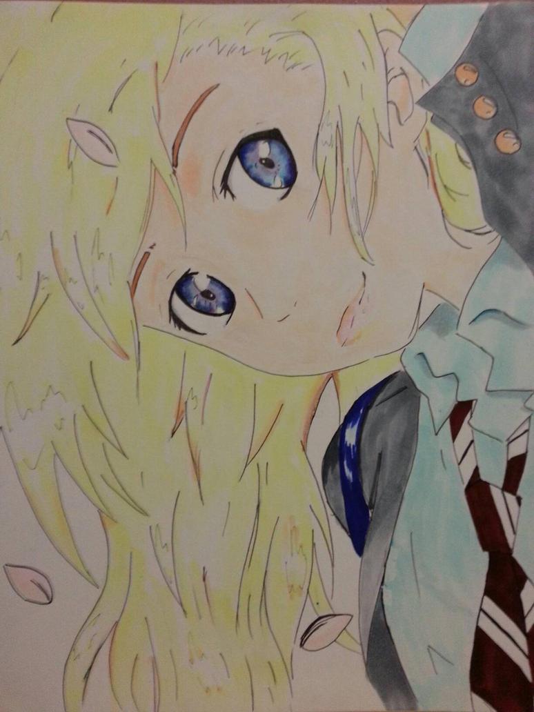 Kaori Miyazono - Your Lie In April by An1meAn1me