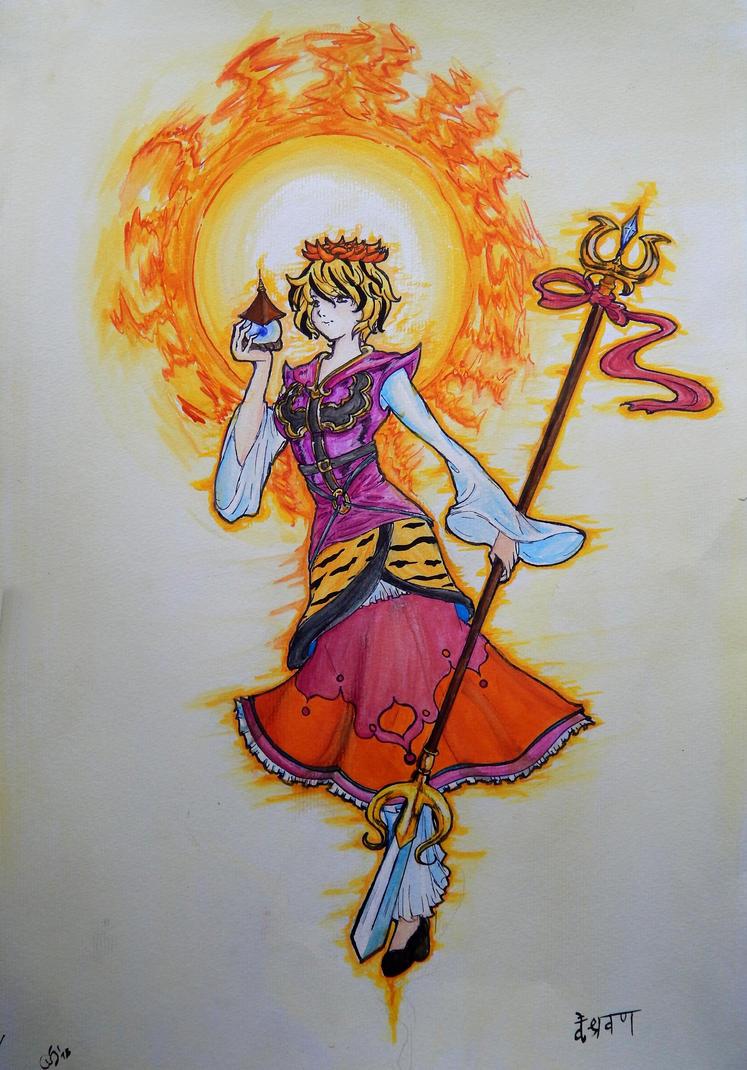 VaisravaNa by RingoAoi-San
