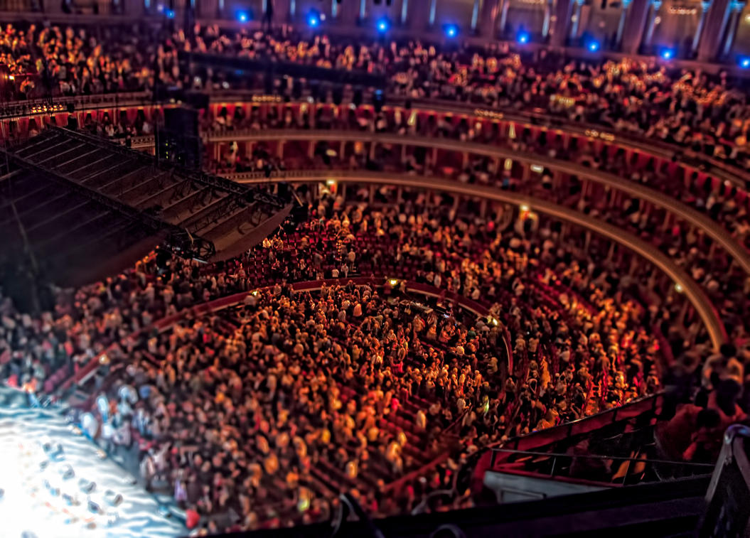 Royal albert hall concert hall by pekapa on deviantart for Door 8 royal albert hall