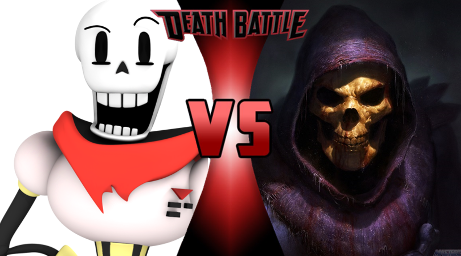 skeletor vs papyrus - 930×517