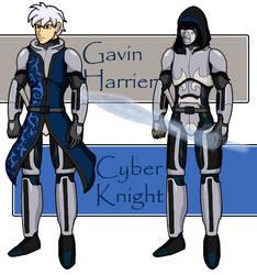 Gavin Harrier by Gelatos