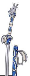 Legendary blade - Ginryu by Gelatos
